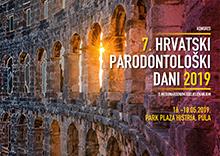 7. Kongres - Hrvatski parodontološki dani 2019